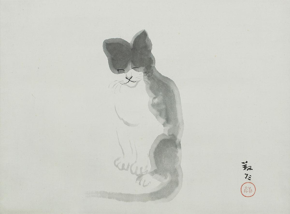 """""""Cat"""" Yukihiko Yasuda"""